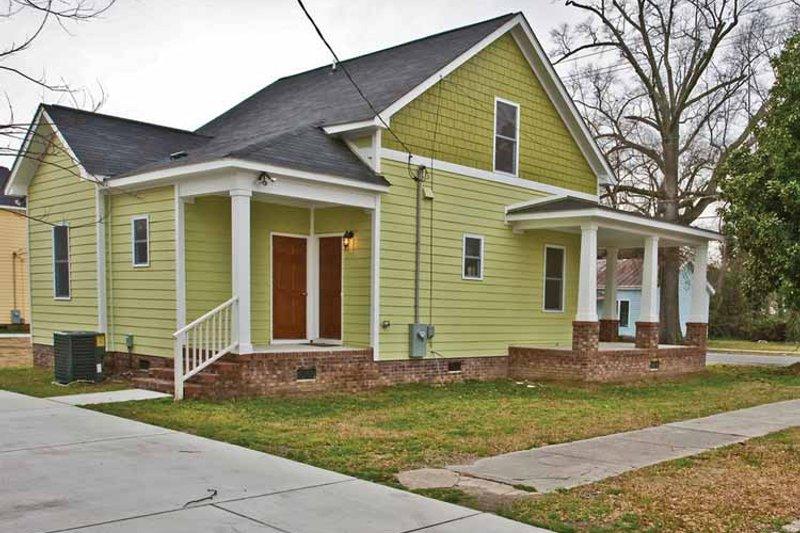 Craftsman Exterior - Rear Elevation Plan #936-9 - Houseplans.com