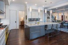 Classical Interior - Kitchen Plan #930-460