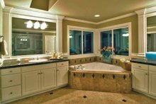 Craftsman Interior - Master Bathroom Plan #132-241