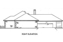 Dream House Plan - European Exterior - Other Elevation Plan #45-124
