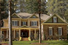 Home Plan - Classical Exterior - Front Elevation Plan #927-645