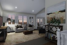 Architectural House Design - Ranch Interior - Other Plan #1060-11