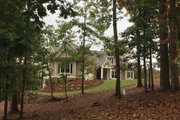 Ranch Style House Plan - 4 Beds 4 Baths 4513 Sq/Ft Plan #437-71 Exterior - Other Elevation