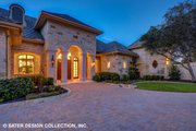 European Style House Plan - 4 Beds 5.5 Baths 6594 Sq/Ft Plan #930-516 Exterior - Other Elevation