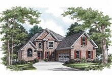 House Design - Traditional Exterior - Front Elevation Plan #927-593