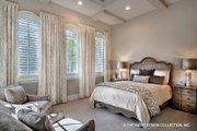 Mediterranean Style House Plan - 3 Beds 3 Baths 3648 Sq/Ft Plan #930-449 Interior - Bedroom