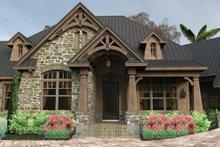 Home Plan - Craftsman Exterior - Front Elevation Plan #120-246