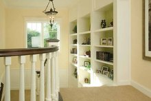 Craftsman Interior - Entry Plan #928-188
