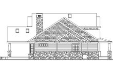 Craftsman Exterior - Other Elevation Plan #124-582