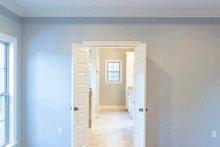 House Plan Design - European Interior - Master Bedroom Plan #430-136
