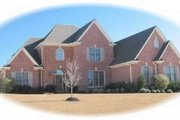 European Style House Plan - 3 Beds 2.5 Baths 2868 Sq/Ft Plan #81-1008 Exterior - Front Elevation