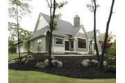 Bungalow Style House Plan - 2 Beds 2.5 Baths 2243 Sq/Ft Plan #928-169 Floor Plan - Other Floor Plan