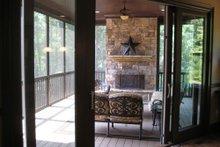 Craftsman Exterior - Outdoor Living Plan #437-5