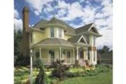 Victorian Style House Plan - 3 Beds 2.5 Baths 2066 Sq/Ft Plan #410-107 Photo