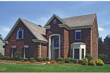 Home Plan - Traditional Exterior - Front Elevation Plan #453-514
