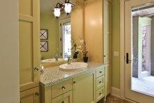 House Plan Design - European Interior - Bathroom Plan #928-267