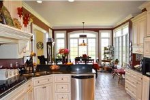 Dream House Plan - Southern Interior - Kitchen Plan #137-128