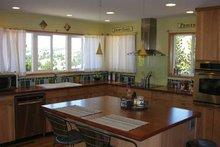 House Design - Contemporary Interior - Kitchen Plan #1042-14