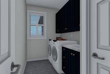House Plan Design - Traditional Interior - Laundry Plan #1060-67
