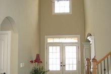 Craftsman Interior - Entry Plan #437-3