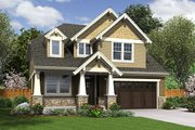 Craftsman Style House Plan - 3 Beds 2.5 Baths 2577 Sq/Ft Plan #48-514