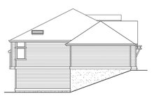 Craftsman Exterior - Other Elevation Plan #132-341