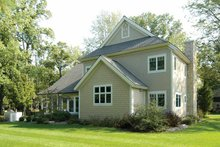 House Plan Design - Traditional Exterior - Other Elevation Plan #928-107