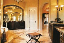 Dream House Plan - Mediterranean Interior - Bathroom Plan #930-54