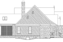 European Exterior - Other Elevation Plan #929-954
