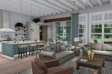Architectural House Design - Farmhouse Interior - Kitchen Plan #120-255