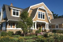 Dream House Plan - Craftsman Exterior - Front Elevation Plan #928-232