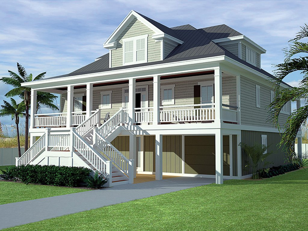 Country style house plan 3 beds 3 5 baths 2629 sq ft for Country style floor plans