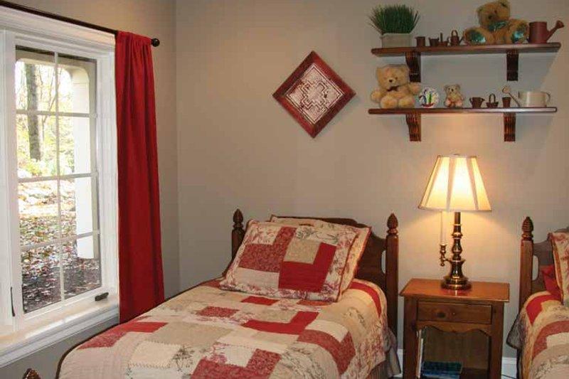 European Interior - Bedroom Plan #928-190 - Houseplans.com
