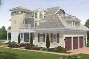 Southern Style House Plan - 5 Beds 5.5 Baths 4491 Sq/Ft Plan #930-407