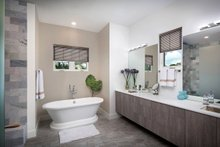 Beach Interior - Master Bathroom Plan #938-83