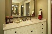 European Style House Plan - 5 Beds 4.5 Baths 3970 Sq/Ft Plan #56-593 Photo