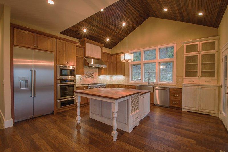 Craftsman Interior - Kitchen Plan #928-280 - Houseplans.com
