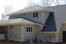Architectural House Design - Craftsman Exterior - Rear Elevation Plan #939-5