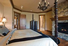 Craftsman Interior - Master Bedroom Plan #132-561