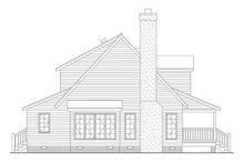 Dream House Plan - Country Exterior - Other Elevation Plan #929-201