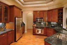Country Interior - Kitchen Plan #930-140
