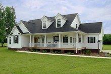 House Plan Design - Ranch Exterior - Front Elevation Plan #314-200
