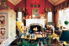 Home Plan - Colonial Interior - Other Plan #429-312