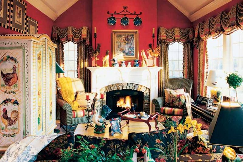 Colonial Interior - Other Plan #429-312 - Houseplans.com