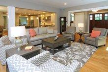 Home Plan - Craftsman Interior - Family Room Plan #928-277
