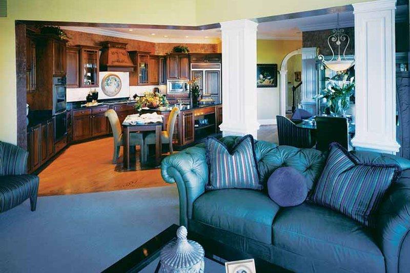 Classical Interior - Kitchen Plan #46-751 - Houseplans.com