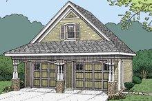 House Plan Design - Victorian Exterior - Front Elevation Plan #410-3608