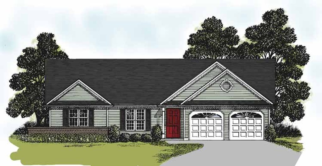 Ranch Style House Plan - 3 Beds 2 Baths 1500 Sq/Ft Plan #56-660 on ranch house view, barn front elevation, ranch house backyard, ranch house windows, ranch house hallway, ranch house entry, church front elevation, ranch house bathroom, ranch house deck, ranch house basement, ranch house office, building front elevation, ranch house courtyard, ranch house stairway, ranch house two story, ranch house dining room, ranch house roof, ranch house living room, skyscraper front elevation, ranch house bedroom,