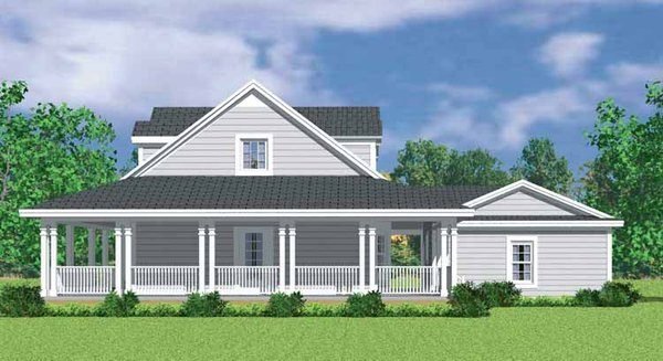 House Plan Design - Victorian Floor Plan - Other Floor Plan #72-1132