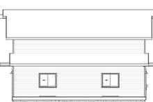 House Plan Design - Farmhouse Exterior - Other Elevation Plan #895-116